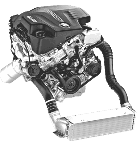 BMW 320i Engines